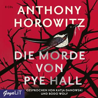 [Rezension] Anthony Horowitz - Die Morde von Pye Hall (Hörbuch)