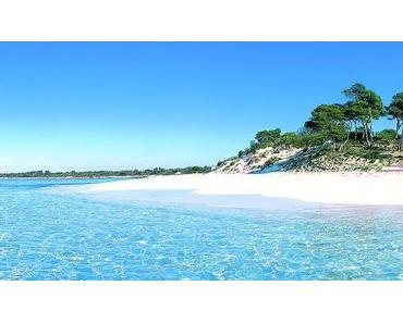 Naturstrand Es Trenc ohne Strandliegen?