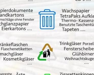 Mülltrennung – Wie du Müll richtig trennst