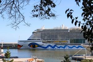 Eine glutenfreie Kreuzfahrt AIDAprima März 2018 (Kanaren/Madeira, 17.-24. 2018)