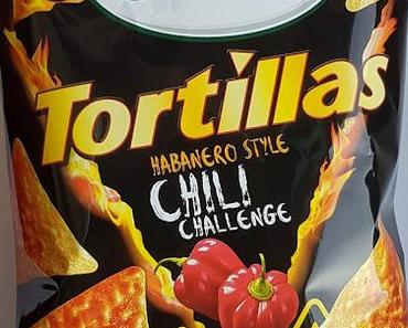 Chio Chips - Tortillas Habanero Style Chili Challenge