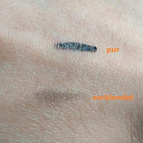 [Werbung] Claudia Schiffer Make up Smokey Eye Styler 15 Glint