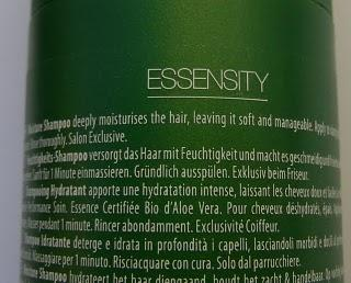 Review Essensity Shampoo von Schwarzkopf Professional