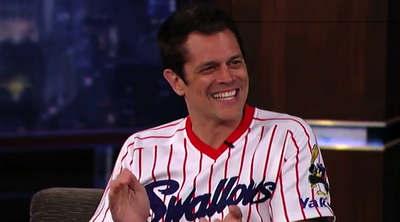 Johnny Knoxville wird erneut Vater