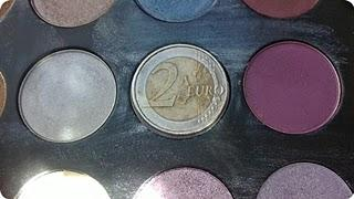 Review Zoeva Metallic Stones Palette