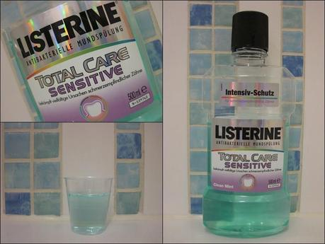 [TEST] Listerine Total Care Sensitive
