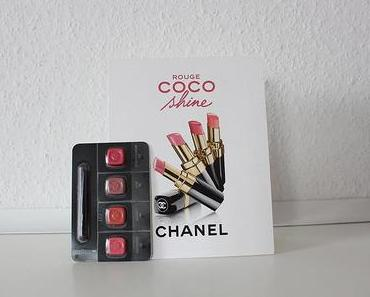 Chanel Rouge Coco Shine Probe