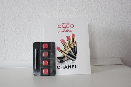 chanel rouge coco in France