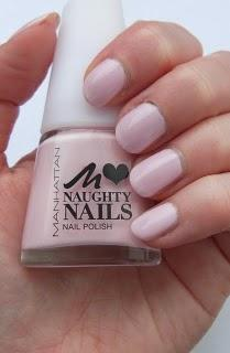 Manhattan loves Naughty Nails LE