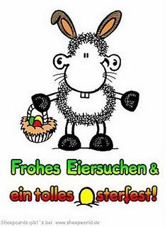 Frohe Ostern ((: