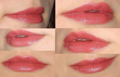 chanel rouge coco lipstick 05 mademoiselle swatch. Black Bedroom Furniture Sets. Home Design Ideas