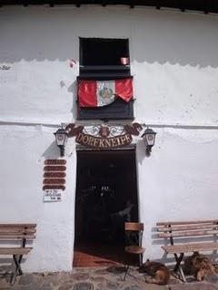 Bogatá, Villa de Leyva und Honda