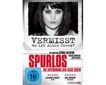 """""""Spurlos – Die Entführung der Alice Creed"""" Filmkritik (DVD)"""