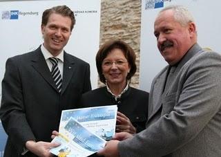 EU-Osterweiterung: Ostbayern als Gewinner