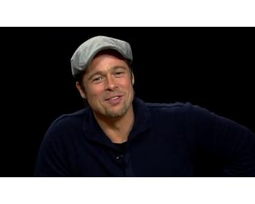 """Brad Pitt als Forscher im Zombiefilm """"World War Z"""""""