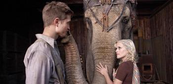 Filmkritik zu 'Wasser für die Elefanten'