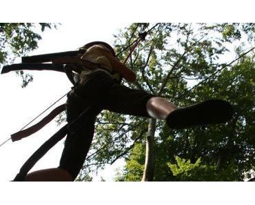 Monkeymanja: Bevor Sie in den Hochseilgarten müssen