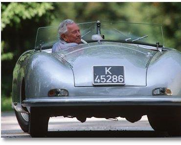 Geburtstagscorso zu 125 Jahre Auto mit Porsche
