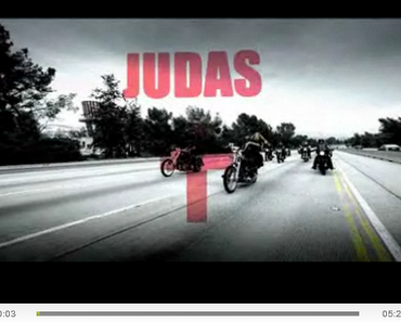 Lady Gaga: Judas Musik Video