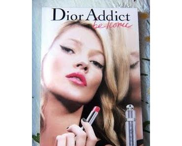 Dior Addict Be Iconic Lipstick Swatches/Tragebilder