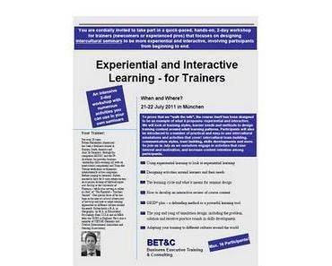 Hinweis:  Train-the-Trainer Workshop