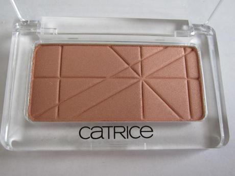 Review: Catrice Defining Duo blush – 020 Peach Sorbet + 040 Chocolate Cream