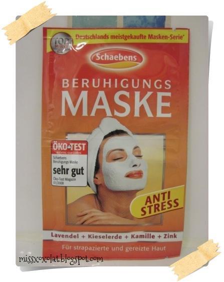 [TEST] Schaebens Beruhigungs Maske