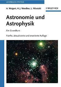Buchtipp: Astronomie und Astrophysik: Ein Grundkurs