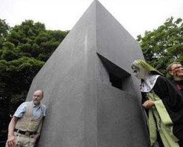 Das Denkmal für die im Nationalsozialismus verfolgten Homosexuellen