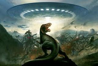 Dominion: Dinosaurs Versus Aliens - Neues Filmprojekt von Barry Sonnenfeld