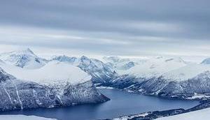 Skitouren Norwegen Geheimtipp Møre Romsdal!