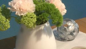 Friday Flowerday oder Warum nicht Nelken?