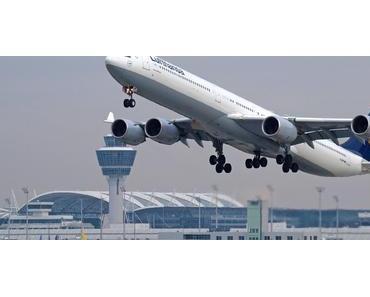 Lufthansa setzt außerplanmäßig Airbus A340-600 von München nach Palma de Mallorca ein