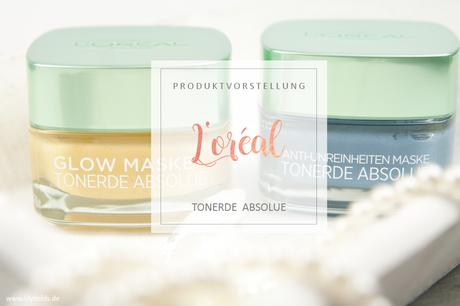 L'Oreal - Tonerde Absolue Masken
