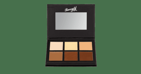 Barry M Flawless Chisel Cheeks Contour Cream Kit