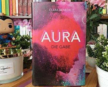 |Rezension| Clara Benedict - Aura 1 - Die Gabe
