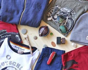 Band of Rascals: Eine Shorts = vier stylische Sommer-Outfits #Verlosung