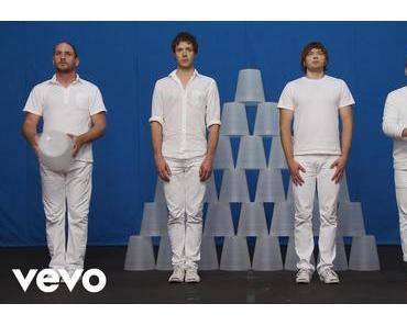 Musikvideo: OK Go – White Knuckles