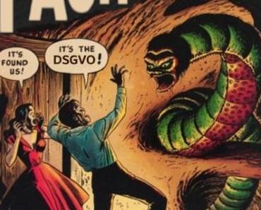 DSGVO-Terror
