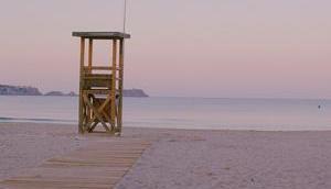 Baywatch Mallorca rüstet