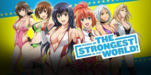Extras Cover Wanna Strongest World KAZÉ Anime bekannt gegeben