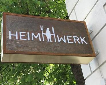 """Vorankündigung: """"Start in den Mai"""" mit neuem HeimWerk Schwabing-Look - + + + HeimWerk Schwabing in neuem Look ++ 03. Mai 2018 ++ 1 Freibier """"Maibock"""" pro Gast (solange der Vorrat reicht!) + + +"""