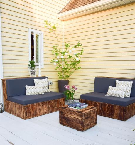 Diy Sitzmobel Aus Paletten Fur Die Terrasse Und Das Wohnzimmer