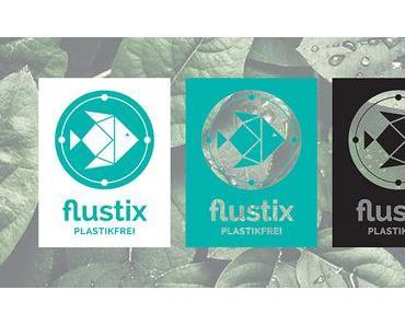 Das FLUSTIX Siegel für plastikfreie Produkte