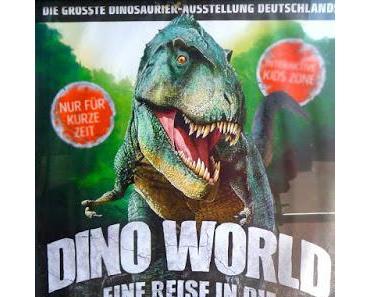 Dino World - Der Jurassic Park für die ganze Familie