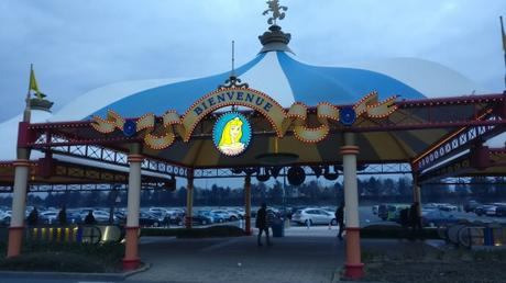 Disneyland Paris — Kellerkinder unterwegs