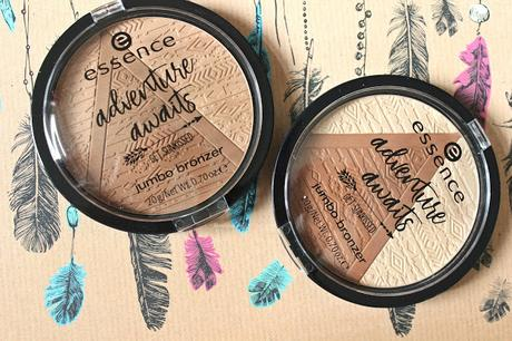 "essence ""adventure awaits – GET SUNKISSED"" Edition"