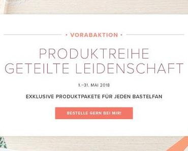 """Produktreihe """"Geteilte Leidenschaft"""" + Neue InColor 2018-2020"""