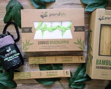 Nicht nur für Pandas der Hit:  nachhaltige Produkte aus Bambus von pandoo!