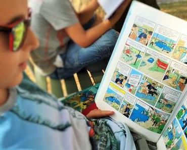 Zum Schweizer Vorlesetag: Bücher machen Leute